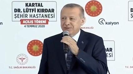 Erdoğan: Sembolik de olsa iki bayan milletvekili alalım