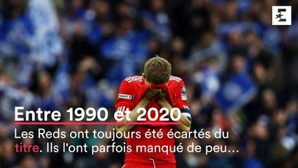 De Liverpool 1990 à Liverpool 2020 : 30 ans d'attente et sept champions différents