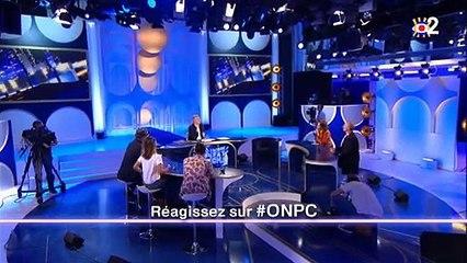 """Face à Léa Salamé, pour sa dernière, Laurent Ruquier a révélé la vraie signification du titre de l'émission """"On n'est pas couché"""""""