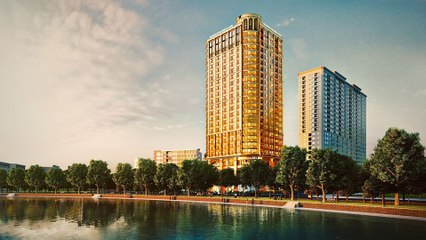 فندق مبني من الذهب الخالص من الداخل والخارج