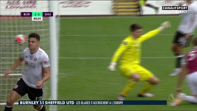 Le résumé de Burnley / Sheffield United