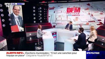 Remaniement :  Ségolène Royal confie avoir été appelée par un proche du président de la République