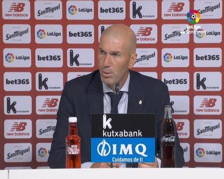 """34e j. - Zidane : """"On est en train de faire quelque chose d'extraordinaire"""""""