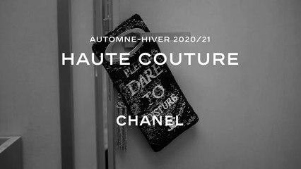 تحضيرات Chanel لمجموعة خريف وشتاء 2021 للأزياء الراقية