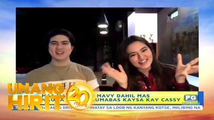 Unang Hirit: Sino ang mas matanda sa Kapuso Twins Mavy at Cassy?