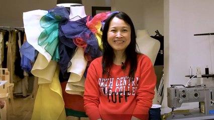 Xuan Paris nous fait découvrir son atelier de couture parisien en exclusivité