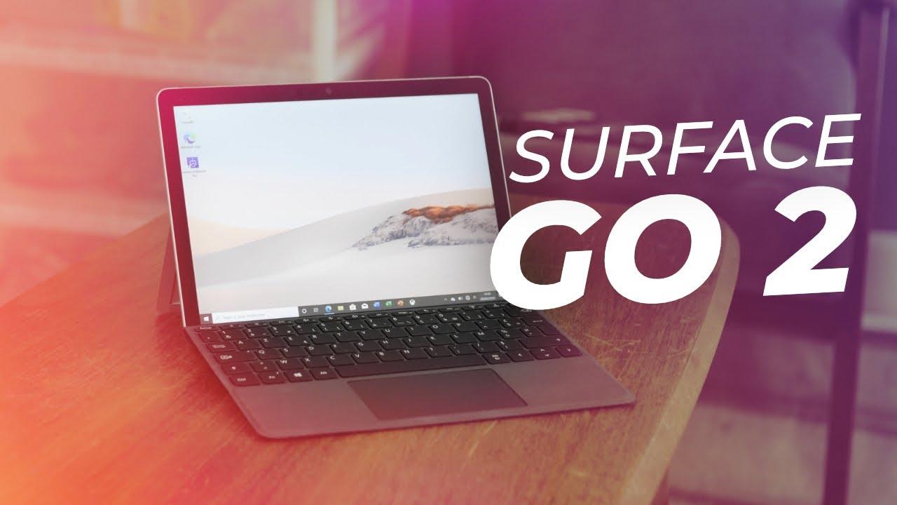 Microsoft Surface Go 2 : à qui s'adresse cette tablette ?