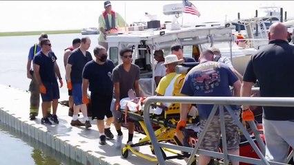 2 boats collide in fatal crash on Long Island