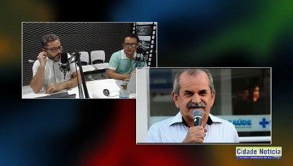 Acompanhe o programa Cidade Notícia desta segunda-feira (06) pela Líder FM de Sousa-PB