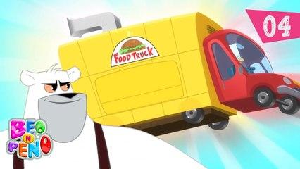 Beo n Peno - Hotel Penguin - Episode 4 - Cartoon for kids