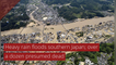 Heavy rain floods southern Japan; over a dozen presumed dead, and other top stories from July 06, 2020.