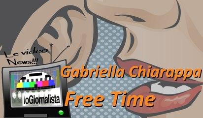 Free Time, intervista di Gabriella Chiarappa a Matteo Sica, la sua musica e il Paese dei Balocchi