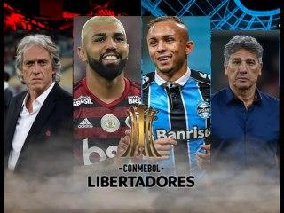 Flamengo 5 x 0 Grêmio - Libertadores 2019