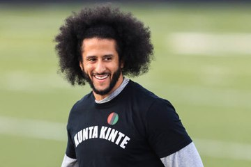 Colin Kaepernick Signs Deal With Disney