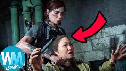 """Top 10 Cosas que TE PERDISTE en """"The Last of Us Parte II"""""""