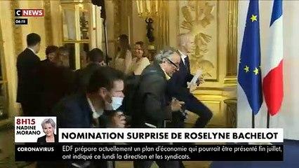 """Roselyne Bachelot nommée Ministre de la Culture alors qu'elle affirmait : """"Jamais, jamais je ne reviendrai en politique. C'est irrévocable !"""""""