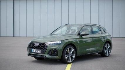 The new Audi Q5 Design Preview