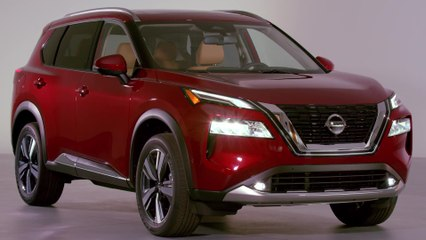 Safety and Technology Features on 2021 Nissan Rogue