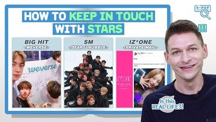 [Pops in Seoul] How to Keep in Touch With Stars _ K-pop Dictionary