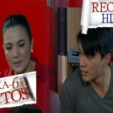 Ika-6 Na Utos: Angelo's self-pity | Episode 104 RECAP (HD)