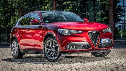 Alfa Romeo Stelvio 2.2 Diesel 2020 - News, Sound & technische Daten