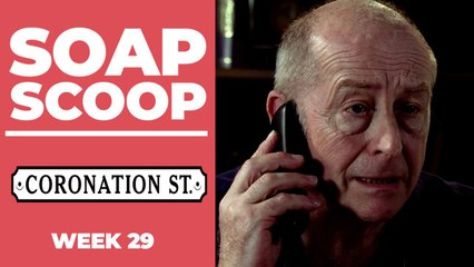 Coronation Street Soap Scoop! Geoff wants Yasmeen back