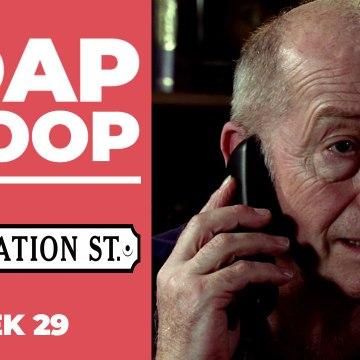 Coronation Street Soap Scoop! Geoff wants Yasmeen back
