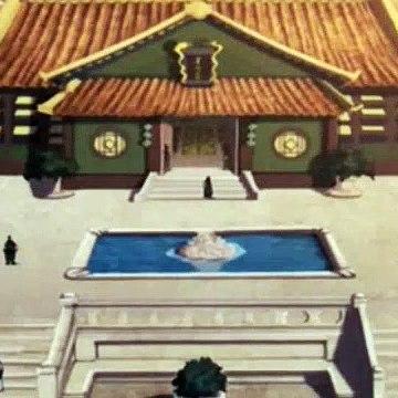 Avatar The Last Airbender Book 2 Earth Episode 19 The Guru