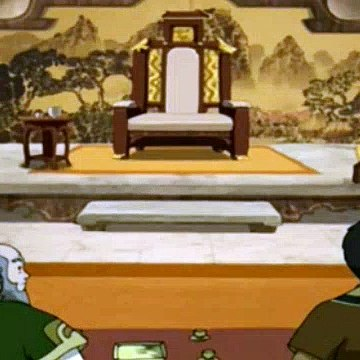 Avatar The Last Airbender Book 2 Earth Episode 20 The Crossroads Of Destiny
