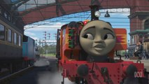 Thomas And Friends - Nia And The Unfriendly Elephant