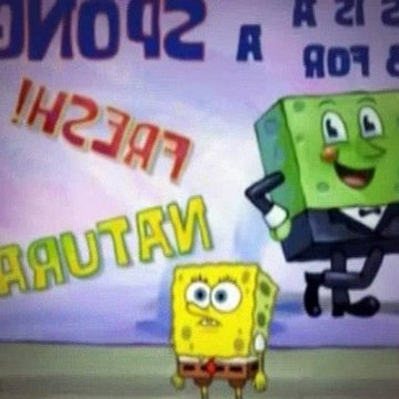 SpongeBob SquarePants Season 7 Episode 20 - model sponge