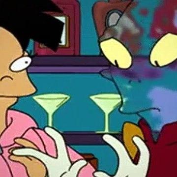 Futurama Season 4 Episode 6  Where The Buggalo Roam