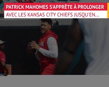 Kansas City - Mahomes signe le plus gros contrat de l'histoire du sport