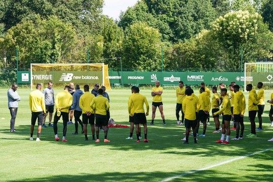 FC Nantes : le programme des matchs amicaux