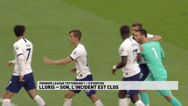 Grosse tension chez les Spurs entre LLoris et Son