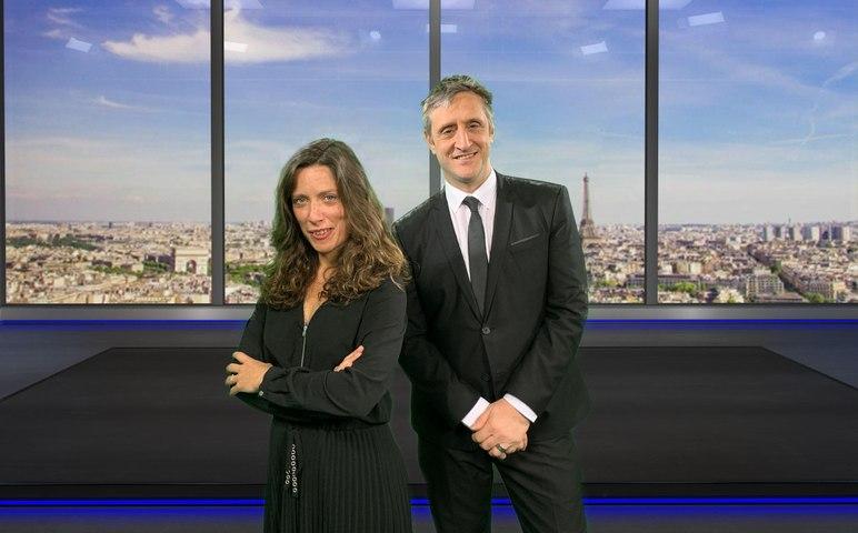 """""""TLS + »  présenté par Laurent Leleux, « Egalité homme femme, un droit et une nécessité pour l'humanité  » Invitée Christelle Delarue, Conseillère à l'UNESCO pour l'égalité des genres."""