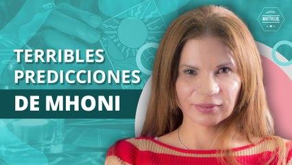 Las escalofriantes predicciones de Mhoni Vidente para julio | Mhoni Vidente's chilling predictions for July