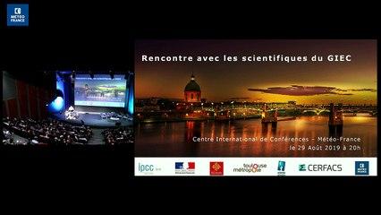 Conférence : rencontre avec les experts du GIEC (1/2)