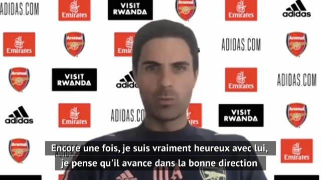 Arsenal - Arteta voudrait garder Ceballos