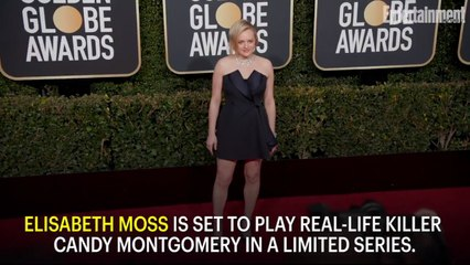 Elisabeth Moss to Play Real-Life Killer Candy Montgomery in Limited Series