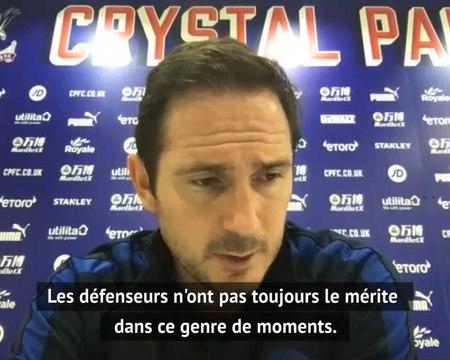 """34 j. - Lampard : """"Kurt Zouma a été fantastique"""""""