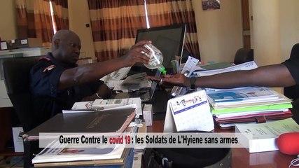 Les Soldats de L'Hyiene sans Armes