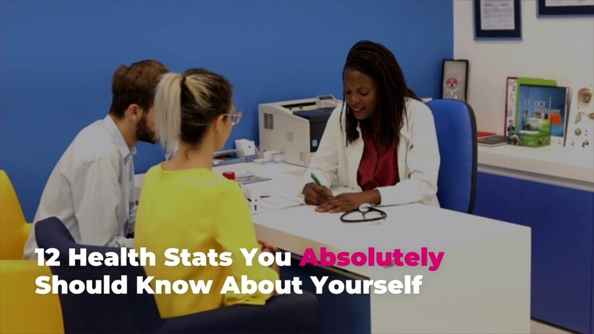 12 Health Stats You Absolutely Should Know About Yourself