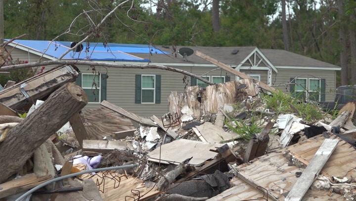 COVID-19 complicates tornado recovery