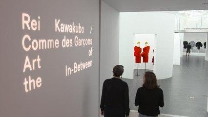 Rei Kawakubo/Comme des Garçons: Art of the In-Between, Gallery Views | Met Fashion