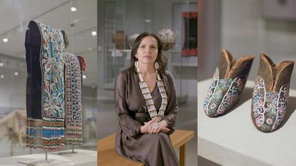 How Indigenous artist Jodi Archambault places importance on The Met's display of Native American art l Met Stories