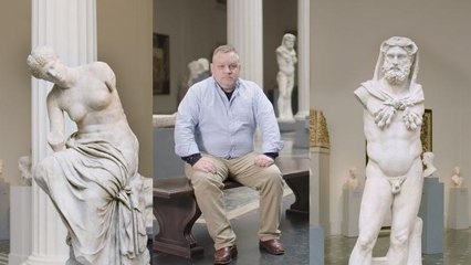 How Iraq War veteran Michael Zacchea healed from post-traumatic stress in the Greek and Roman galleries at The Met | Met Stories