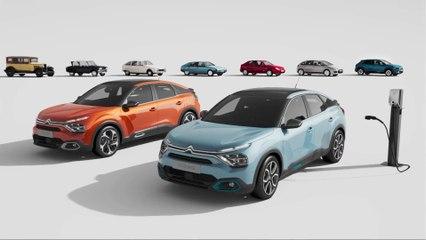 Citroën C4 and Ë-C4 Legacy
