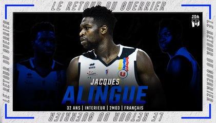 Échangeons avec Jacques Alingué