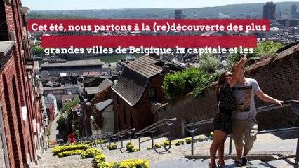 Grand concours de l'été: Liège, ardente et princière